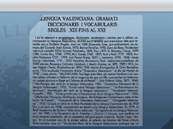 Literatos valencianos del siglo de Oro