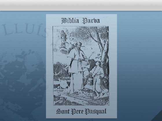 Biblia en valenciano, primera Biblia romance