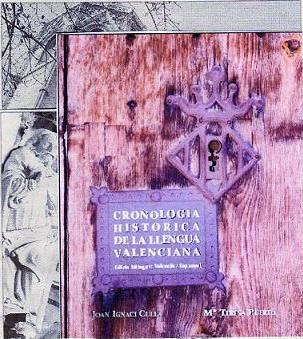 Cronolog�a Hist�rica de la Lengua Valenciana